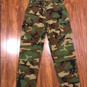 Other - Army Camo Pants